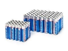 AA 48-pk / AAA 24-pk Alkaline Batteries