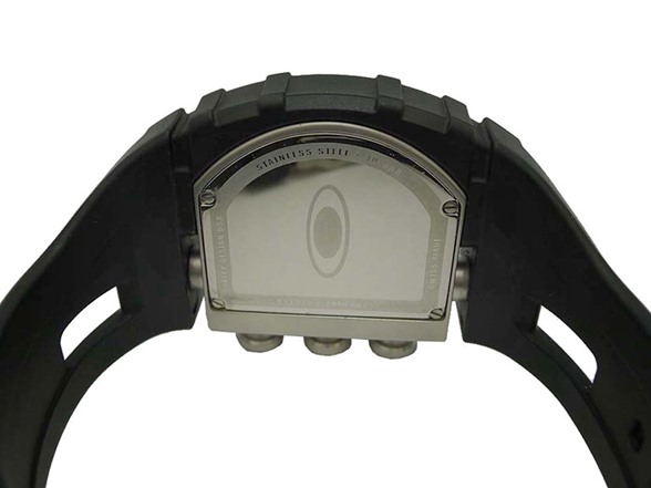 oakley fuse box watches  your choice oakley fin box in satin black