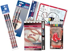 Boston Red Sox MLB Team Notebook Set