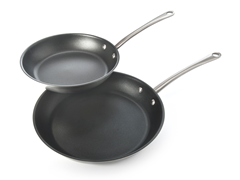 2-Piece Nonstick Sauté Pan Set