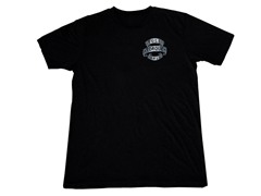 Club Patch Black Shirt (L)