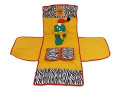 Lilly Pad Multi Use Cover & Play Mat