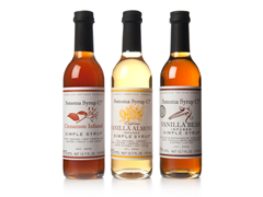 Sonoma Syrup Latte Set of 3