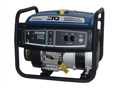 ETQ 3,000 Watt Gas Portable Generator
