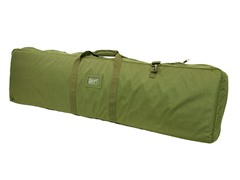 VISM Discreet Double Rifle Case - Green