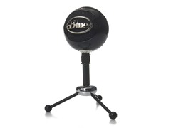 Snowball USB Microphone - Black