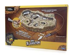 Dino X-Cavator Game