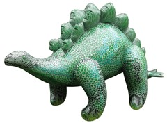 "46"" Long Inflatable Stegosaurus"