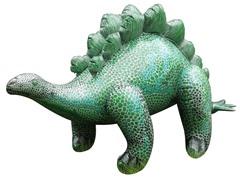 "46"" Long Inflatable Stegosaurus"