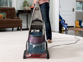 Bissell Deep Cleaner Premier Blue/Red/Purple