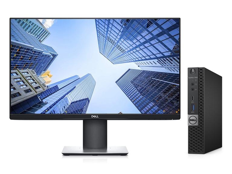 Dell Micro Desktops or Monitor