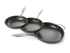 Cuisinart Nonstick 3-Piece Skillet Set