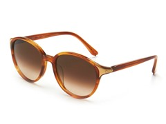 Brown Horn CL2251 Sunglasses