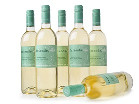 Pedroncelli Friends White Wine Blend (6)