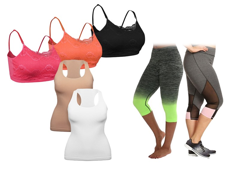 Athleisure Apparel for Women