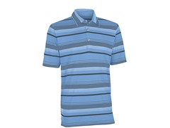 Ashworth Performance Golf Shirt-Azure(S)