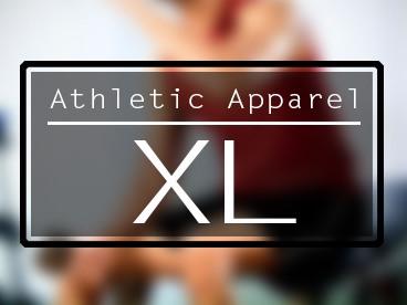 Men's XL Athletic Apparel