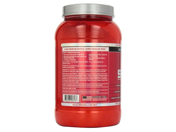 how to use syntha 6 protein powder