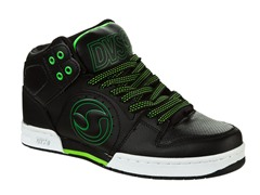 DVS Aces High Skate Shoes - Black