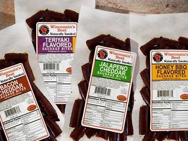 Wisconsin's Best Sausage Bites