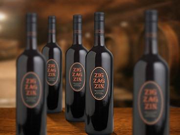 Zig Zag Zin Mendocino County Zinfandel