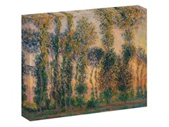 Monet Poplars at Giverny, Sunrise, 1888 (2 Sizes)