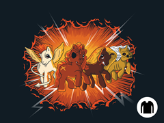 Four Little Ponies of the Apocalypse LS