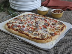 Pizzacraft Ceramic Baking/Pizza Stone