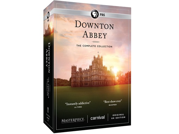 Downton Abbey: The Complete Collection AL01132A