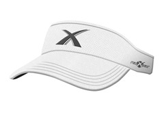 Cooling Visor - White