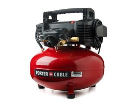 Porter-Cable 6 gal Oil-Free Compressor