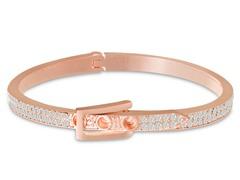 Swarovski Elements Bangle Bracelet