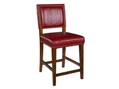 Brook Stool - Red (2 Sizes)