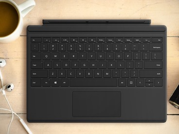 Microsoft Type Cover For Surface Pro 4