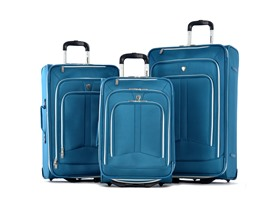 3-Pc. Olympia Hamburg Luggage Set