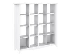 Aero 16-Cube Bookcase/Room Divider