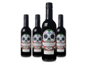 4-Pk. Vinitwo del Finito Half-Bottle Wine
