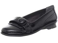 Aerosoles Raspberry Flat, Black