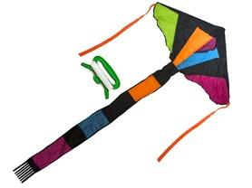 Matney Rainbow Delta Kite