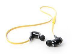 Bluetooth In-Ear Headphones - Yellow