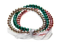 Freshwater Pearl 3-Piece Bracelet Set