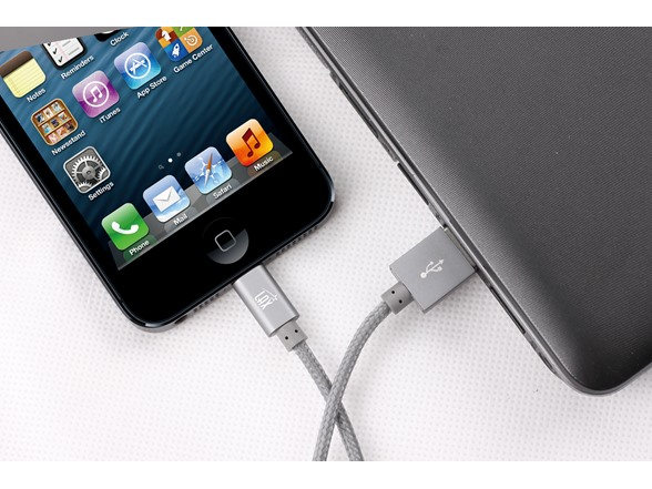 Lax Gadgets Iphone 4ft Lightning Cable