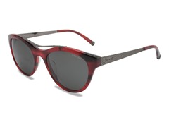 Rialto Polarized Sunglasses, Red