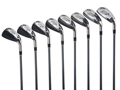 Cleveland HB3 Hybrid Graphite 3-PW Iron Set