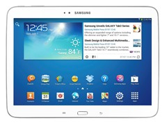 Galaxy Tab 3 10.1 16GB Tablet - White