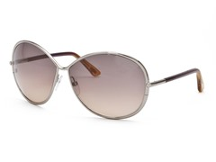 Tom Ford Silver-Lilac/Lilac Sunglasses