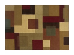 Olivia Area Rug Geo Multi - 5 Sizes