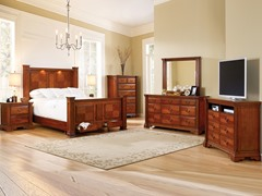 Somerset 6-pc Bedroom Set (3 Sizes)