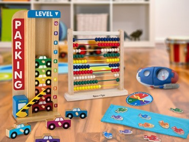 Math & Science Toys