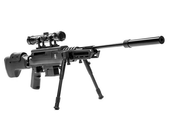 Black Ops B1008 Break Barrel Sniper Rifle